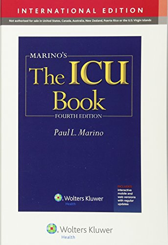 9781451188691: Marino's The ICU Book International Edition