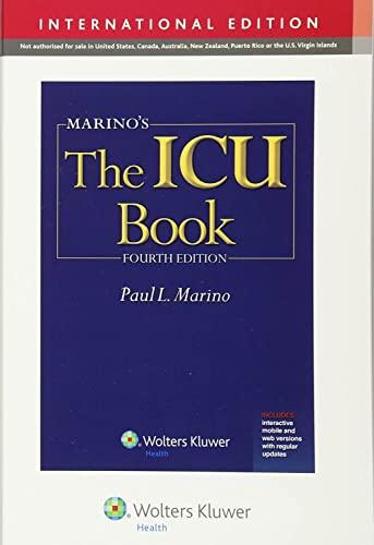 9781451188691: The Icu Book 4e Int ed (International Edition)