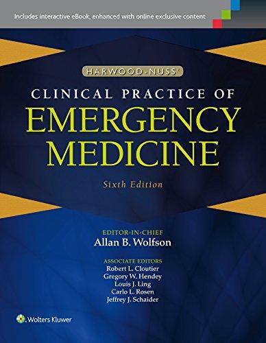 9781451188813: Harwood-Nuss' Clinical Practice of Emergency Medicine