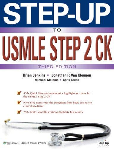 Step-Up to USMLE Step 2 CK, 3e: Van Kleunen MD,