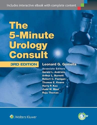 9781451189988: The 5 Minute Urology Consult