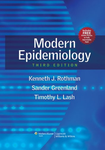 9781451190052: Modern Epidemiology: Includes free Online Access