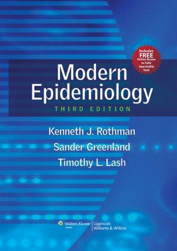 9781451190052: Modern Epidemiology