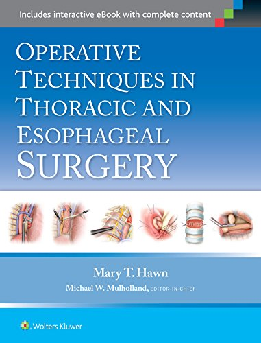 Operative Techniques in Thoracic and Esophageal Surgery: Mary Hawn