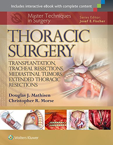 Thoracic Surgery: Lung Transplantation, Thoracic Outlet Syndrome, Pectus Repair, Diaphragmatic ...