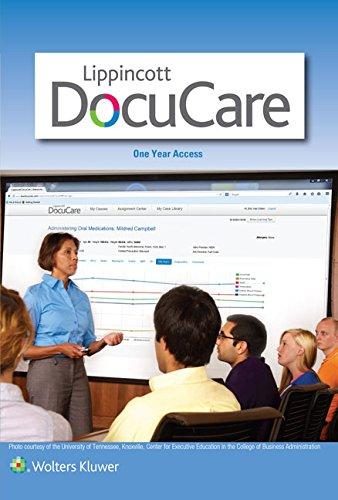 Lippincott DocuCare 18-Month Access: LWW