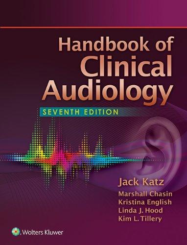 9781451191639: Handbook of Clinical Audiology
