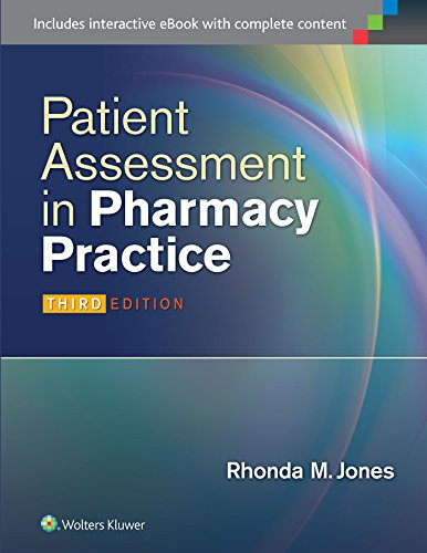 9781451191653: Patient Assessment in Pharmacy Practice