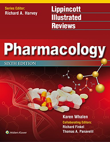 9781451191776: Lippincott Illustrated Reviews: Pharmacology (Lippincott Illustrated Reviews Series)