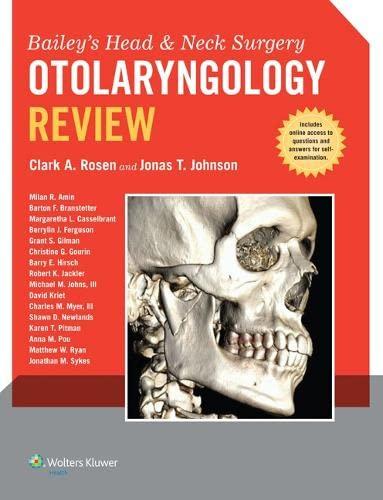 9781451192537: Otolaryngology Review