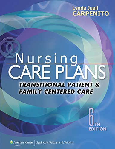 9781451192780: Nursing Care Plans and Documentation: Transitional Patient & Family Centered Care