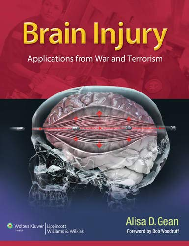 9781451192827: Brain Injury: Applications from War and Terrorism