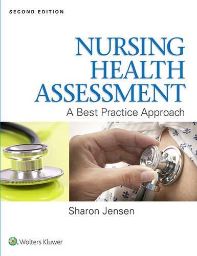 9781451192865: Nursing Health Assessment: A Best Practice Approach