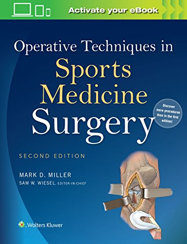 Operative Techniques in Sports Medicine Surgery: Mark D. Miller