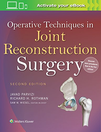 9781451193060: Operative Techniques in Joint Reconstruction Surgery