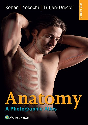 9781451193183: Anatomy: A Photographic Atlas (Color Atlas of Anatomy a Photographic Study of the Human Body)