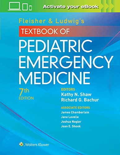 9781451193954: Fleisher & Ludwig's Textbook of Pediatric Emergency Medicine