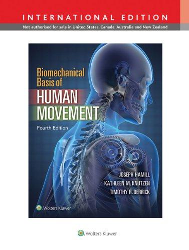 9781451194043: Biomechanical Basis of Human Movement