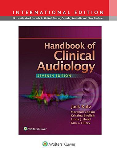 9781451194050: Handbook of Clinical Audiology