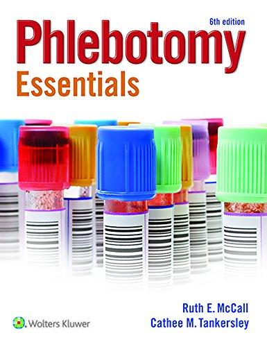 9781451194524: Phlebotomy Essentials