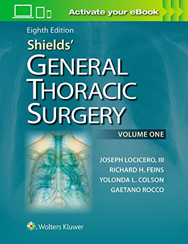9781451195224: Shields' General Thoracic Surgery