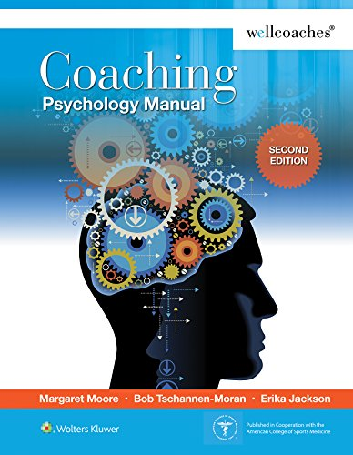 Coaching Psychology Manual By Moore Manual Guide