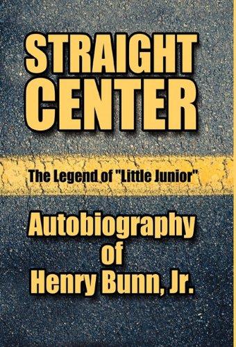 9781451220766: Straight Center: The Legend of Little Junior