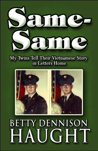9781451286533: Same-Same: My Twins Tell Their Vietnamese Story in Letters Home