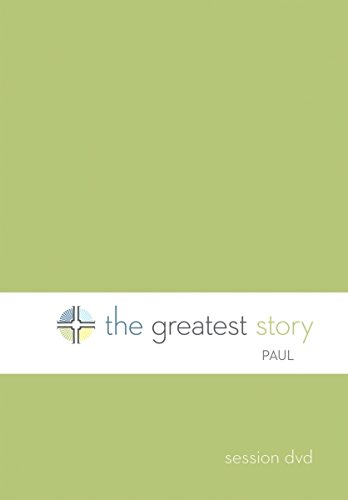 9781451423853: The Greatest Story: Paul Session DVD (Lutheran Study Bible Edition)
