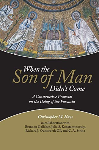When the Son of Man Didn t: Christopher M. Hays,