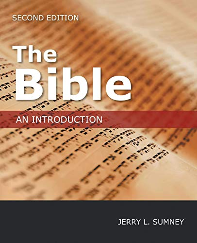 9781451469240: The Bible: An Introduction, Second Edition