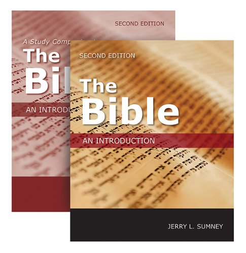 9781451483635: The Bible: An Introduction, Course Pack