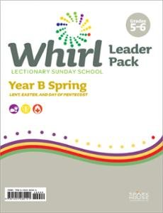 9781451485141: Whirl Year B Spring Grades 5-6 Leader Pack