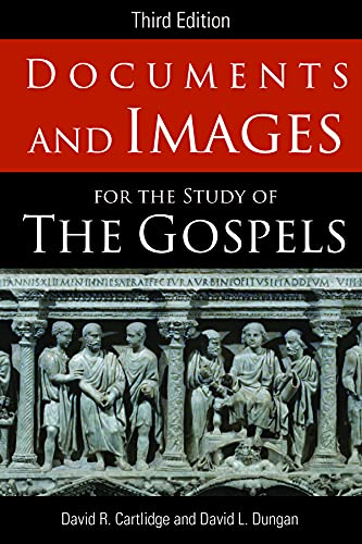 9781451494372: Documents and Images for the Study of the Gospels
