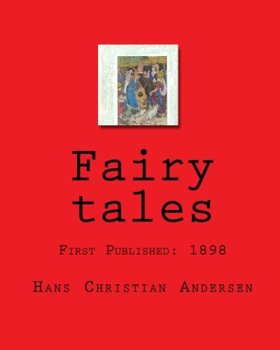 Fairy tales (145150621X) by Hans Christian Andersen