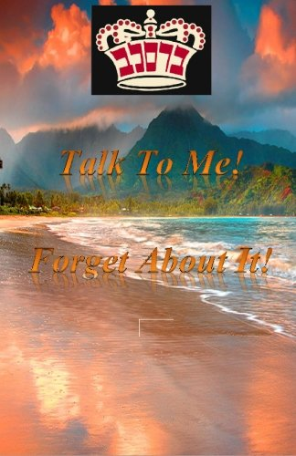 9781451508901: 2 Books 1- Talk To Me!   2-  Forget About It!
