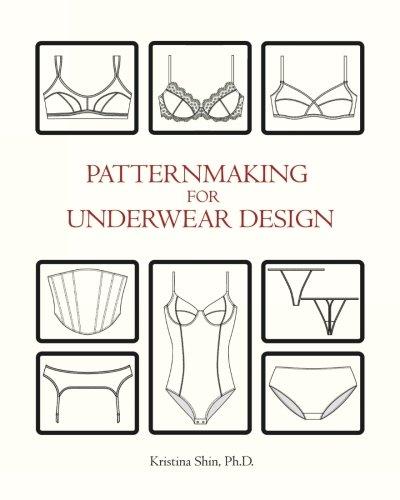 9781451511598: Patternmaking for Underwear Design: 1