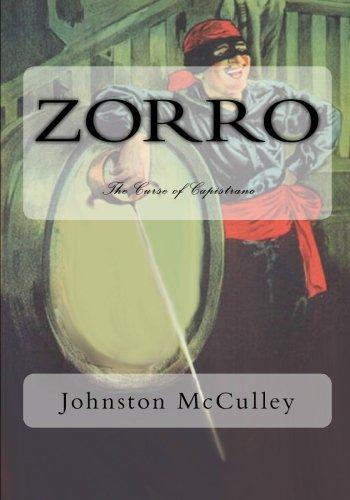 9781451518696: Zorro: The Curse of Capistrano