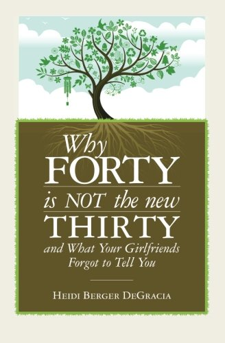 9781451531985: Why Forty is NOT The New Thirty: and what your girlfriends forgot to tell you