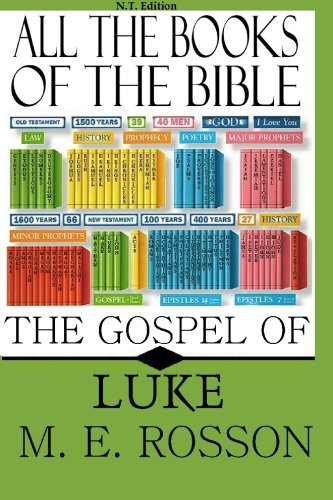 9781451540567: All the Books of the Bible: The Gospel of Luke-Chapters 1-11