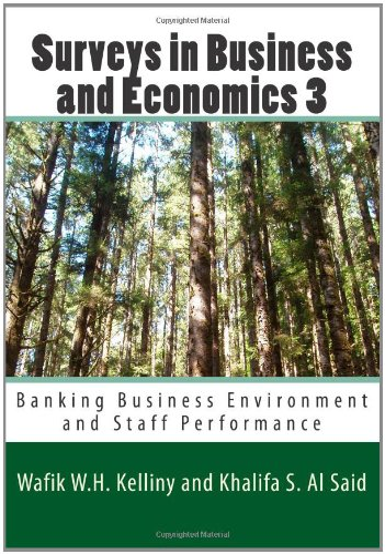 Surveys in Business and Economics 3: Banking: Wafik W H