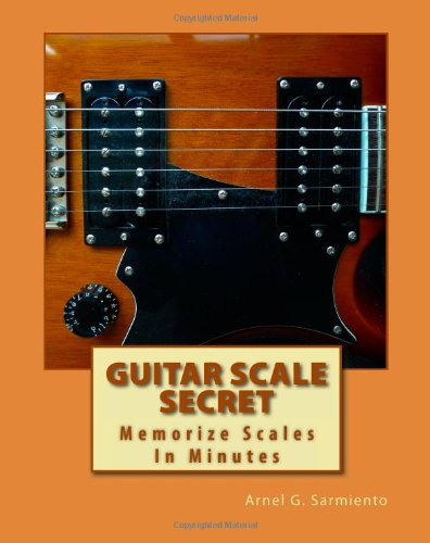 9781451558340: Guitar Scale Secret: Memorize Scales In Minutes
