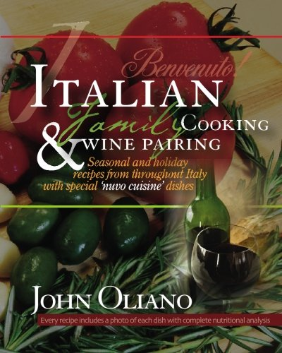 9781451562941: Italian Family Cooking & Wine Pairing