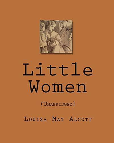 9781451564303: Little Women: (Unabridged)