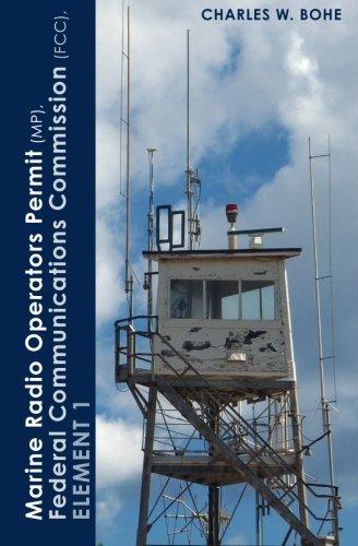 9781451567656: Marine Radio Operators Permit(MP), Federal Communications Commission (FCC), Element 1