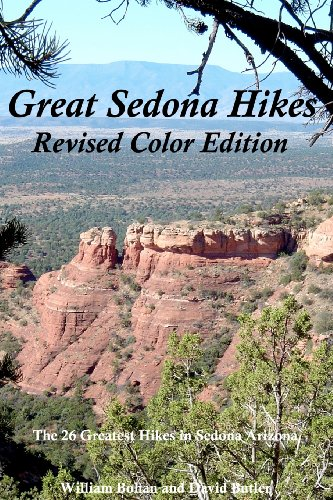 9781451579970: Great Sedona Hikes Revised Color Edition: The 26 Greatest Hikes in Sedona Arizona
