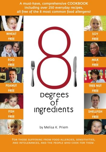 9781451582611: 8 Degrees of Ingredients