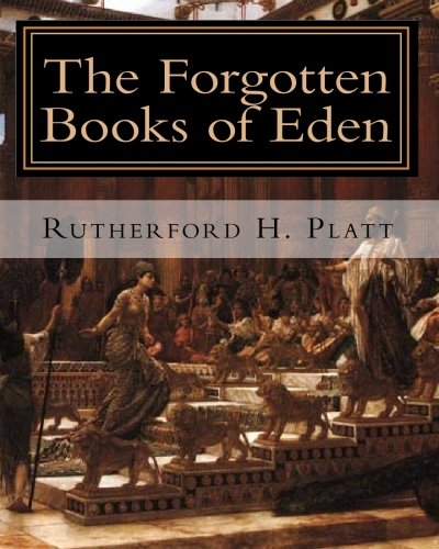9781451590791: The Forgotten Books of Eden: Complete Edition