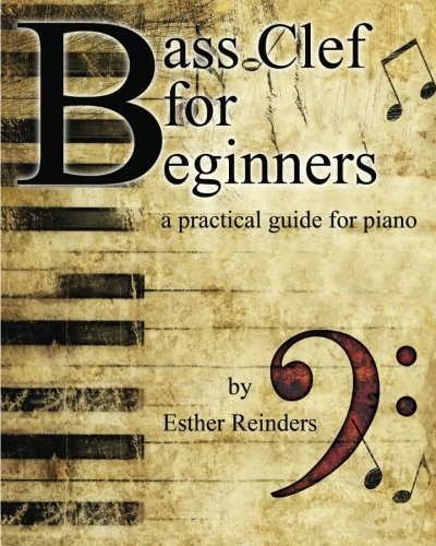 9781451595383: Bass Clef for Beginners: a practical guide