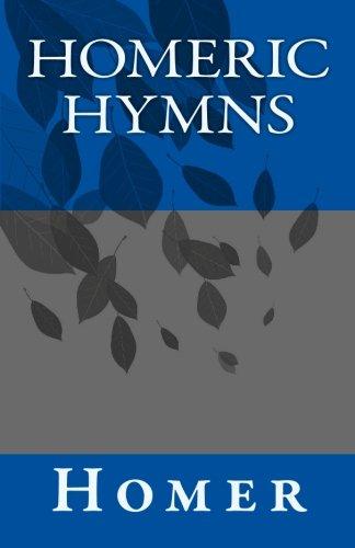 9781451595963: Homeric Hymns